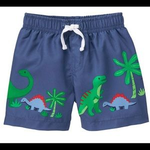 Gymborne boy Dino swim trunks